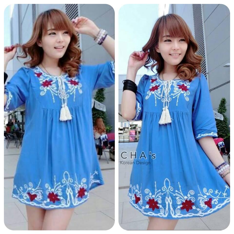Lolita Bohemian Dress C141-49A09