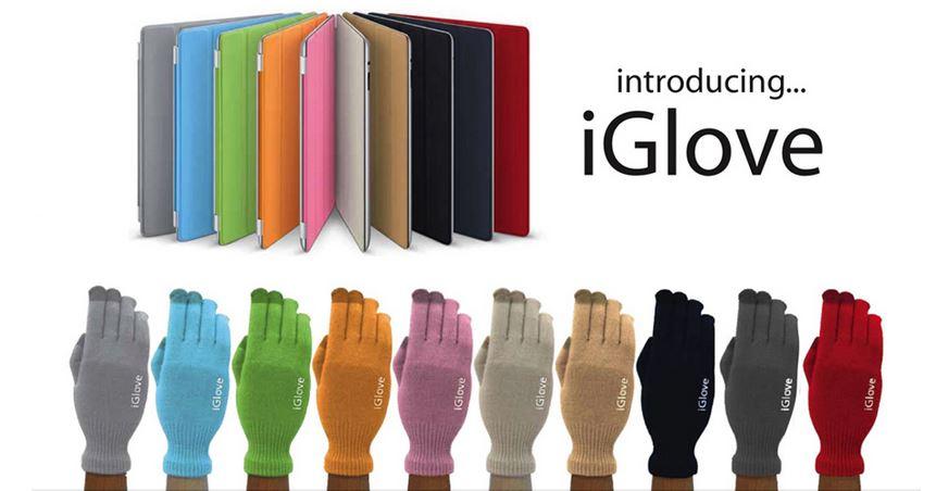iGlove Touchscreen glove for smartphone iPad iPhone Samsung ถุงมือ ทัชสกรีน สำหรับมือถือ แท็บเล็ต