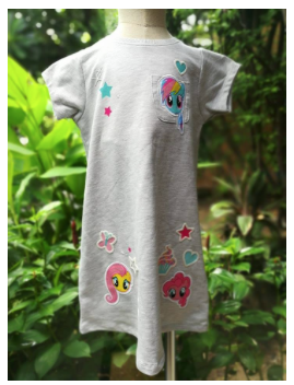 my Little PONY size 5T