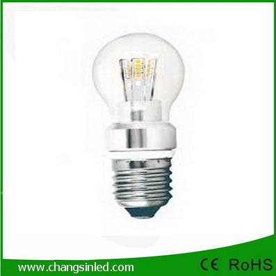 หลอดไฟ LED E27สไตล์วินเทจ 5730 6L 3w Ball Classic lens