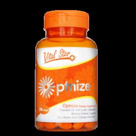 Optnize อ๊อปไนซ์ ผลิตภัณฑ์เสริมอาหารดูแลสายตาจาก เอมสตาร์เน็ทเวิร์ค