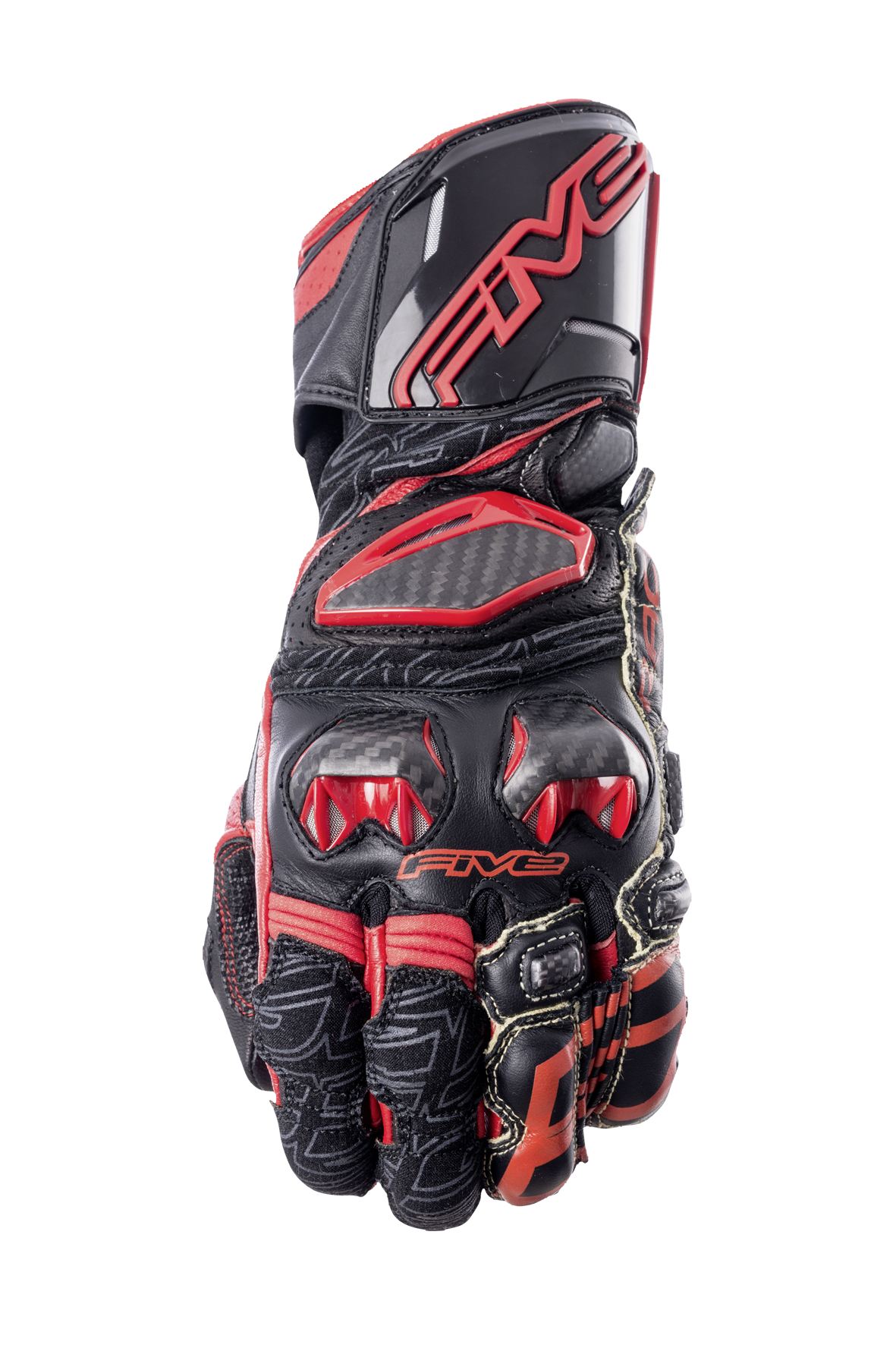 FIVE RFX RACE, Black / Red