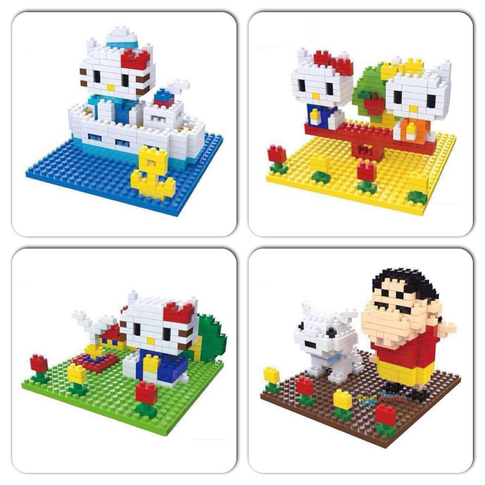 Lego Nano Block