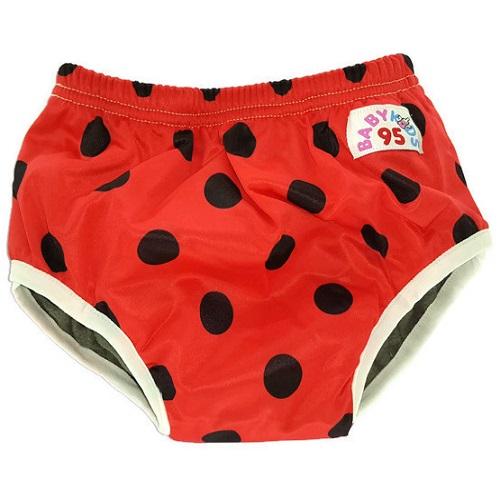 Day Pants size M -รุ่นชาโคล (สีแดงแตงโม)