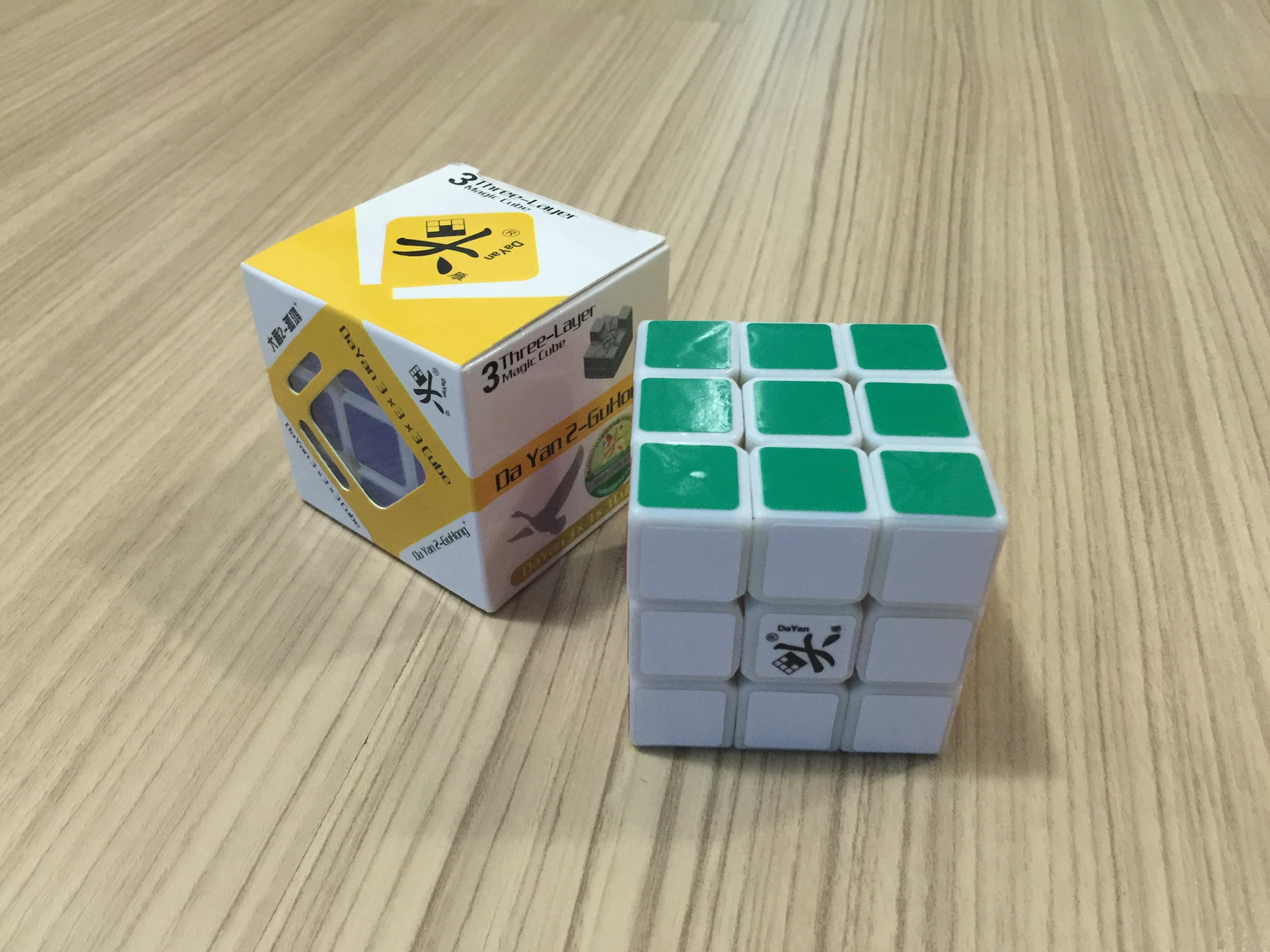 DaYan Guhong II 3x3x3 White