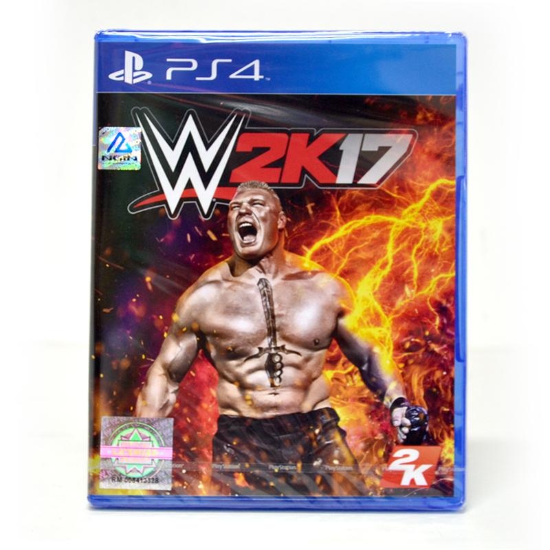PS4™ WWE 2K17 Zone2eu/English