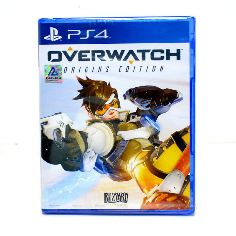PS4™ Overwatch (Origins Edition) Zone 1 us / English