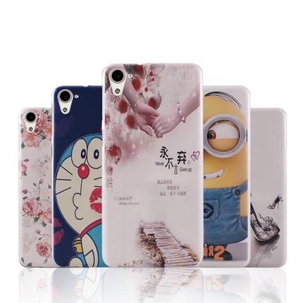 (พรีออเดอร์) เคส HTC/Desire 826-เคสลายการ์ตูน