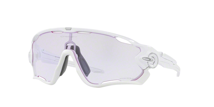 OAKLEY OO9290-32 JAWBREAKER POLISHED WHITE Prizm Low Light