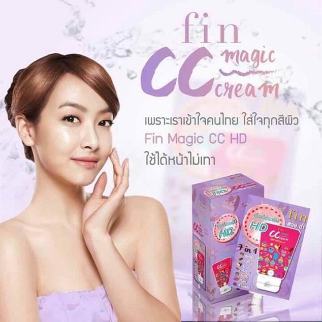 Fin CC Magic Cream Spf 50 Pa+++