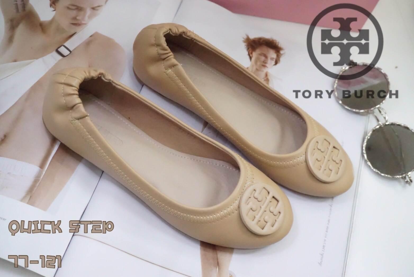 รองเท้าคัทชู ส้นแบน หัวมนทรงบัลเล่ แต่งอะไหล่สไตล์แบรนด์สวยเก๋ หนังนิ่ม พื้นนิ่ม งานสวย ใส่สบาย แมทสวยได้ทุกชุด (77-121)