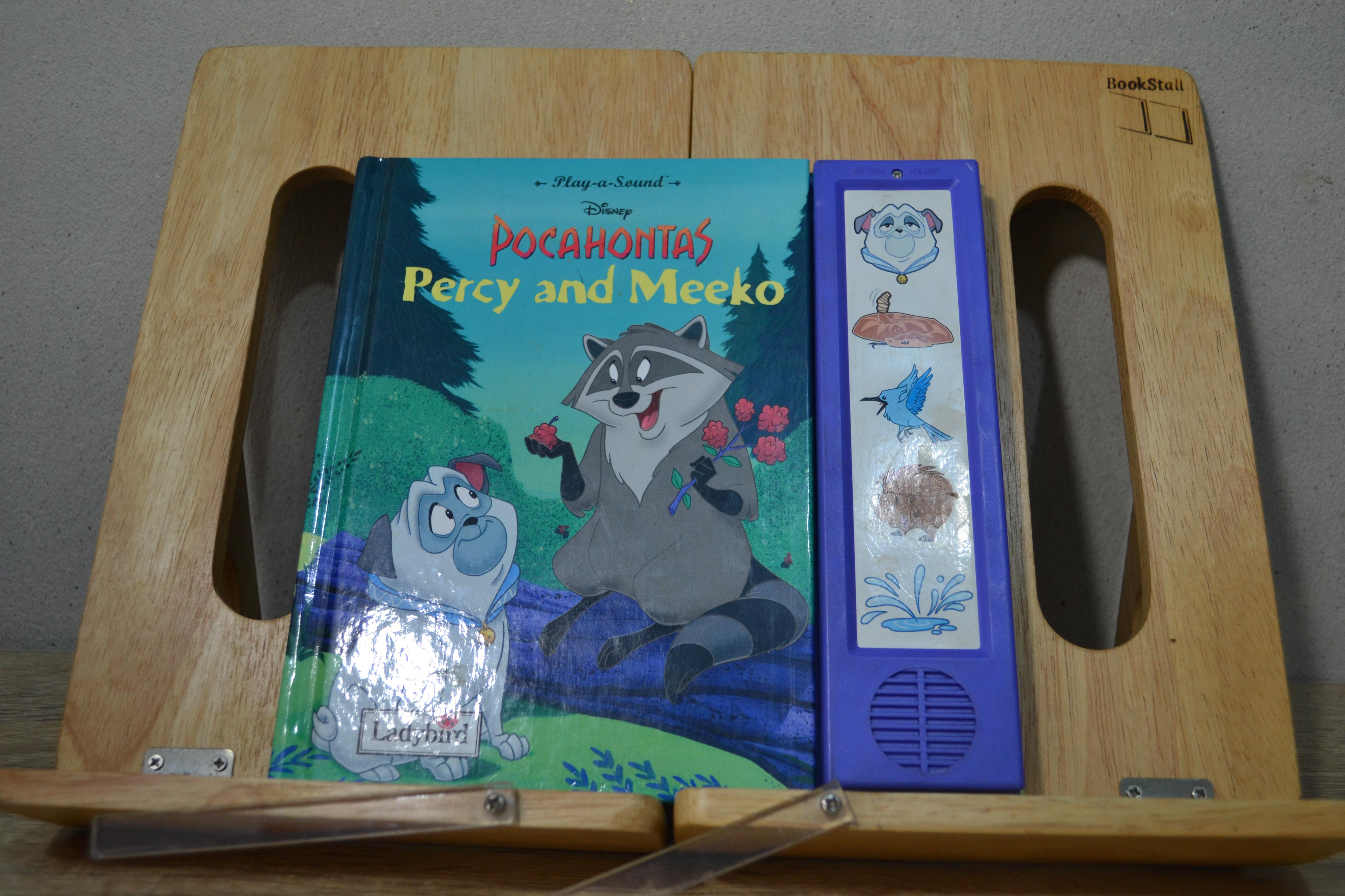 Percy and Meeko
