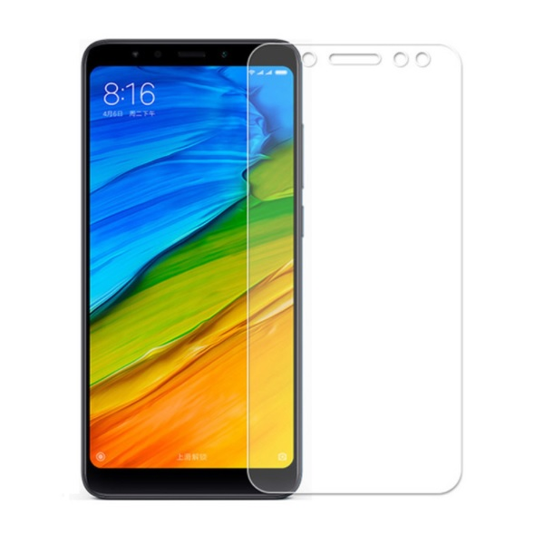 Xiaomi Redmi 5 Plus ฟิล์มกระจกนิรภัย Glass Pro 9H (ไม่เต็มจอ)