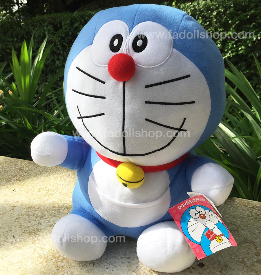 ตุ๊กตาโดเรม่อน (Doraemon) 16 นิ้ว