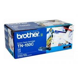Brother TN-150C ตลับหมึกแท้ สีฟ้า ราคา 3100 บาท