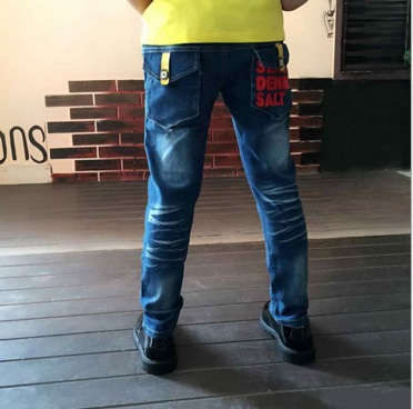 Pre-order ปลีก-กางเกง / Size120