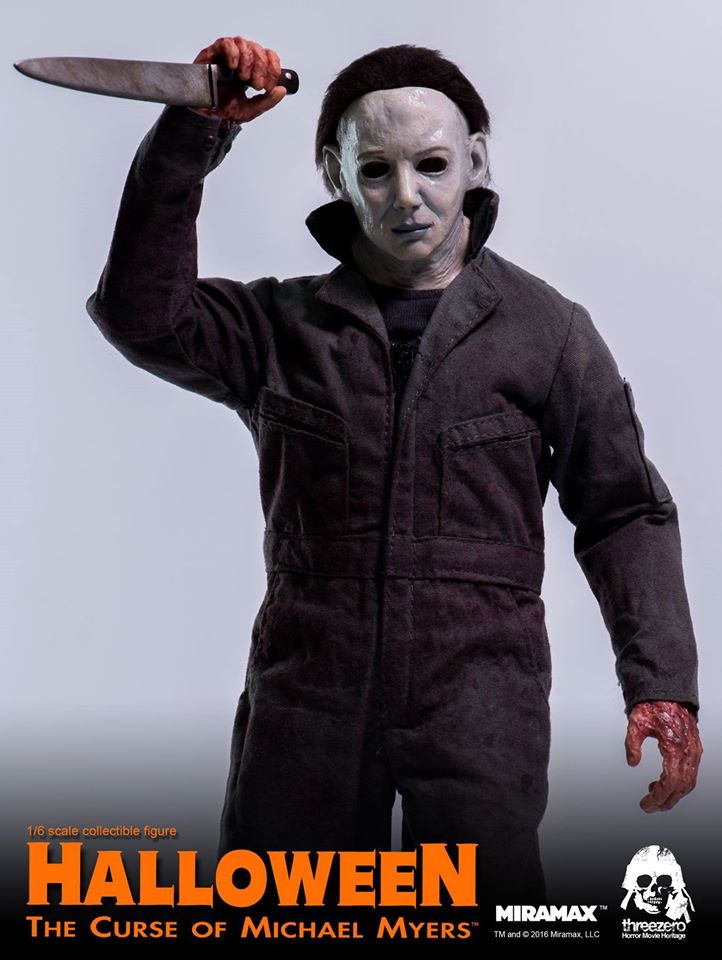 threezero Halloween: The Curse of Michael Myers - Michael Myers