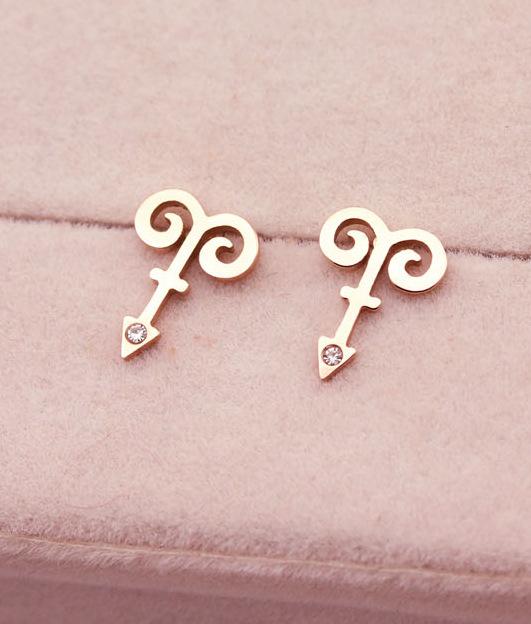 Aries Earring