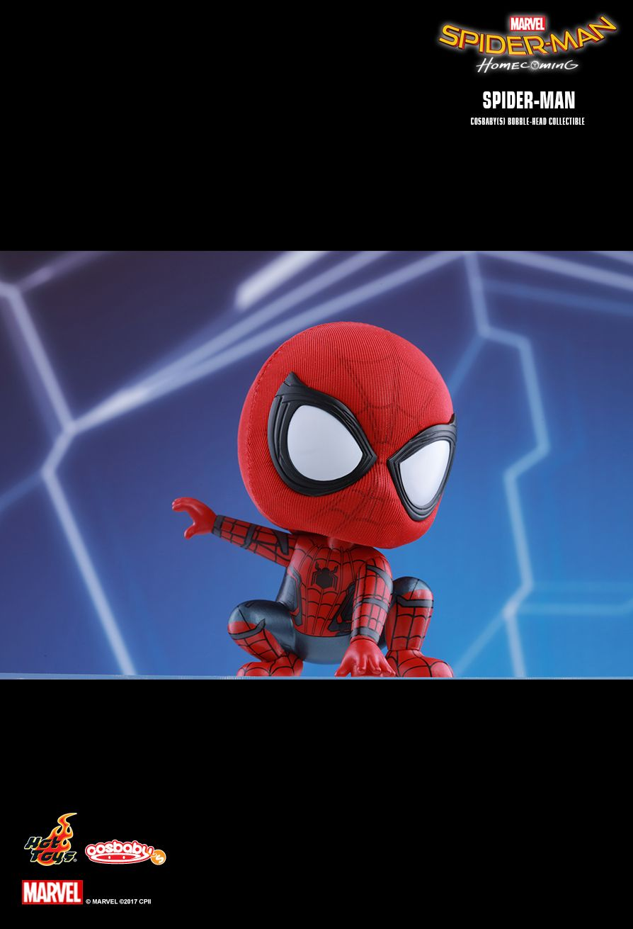 Hot Toys COSB366 SPIDER-MAN: HOMECOMING - SPIDER-MAN