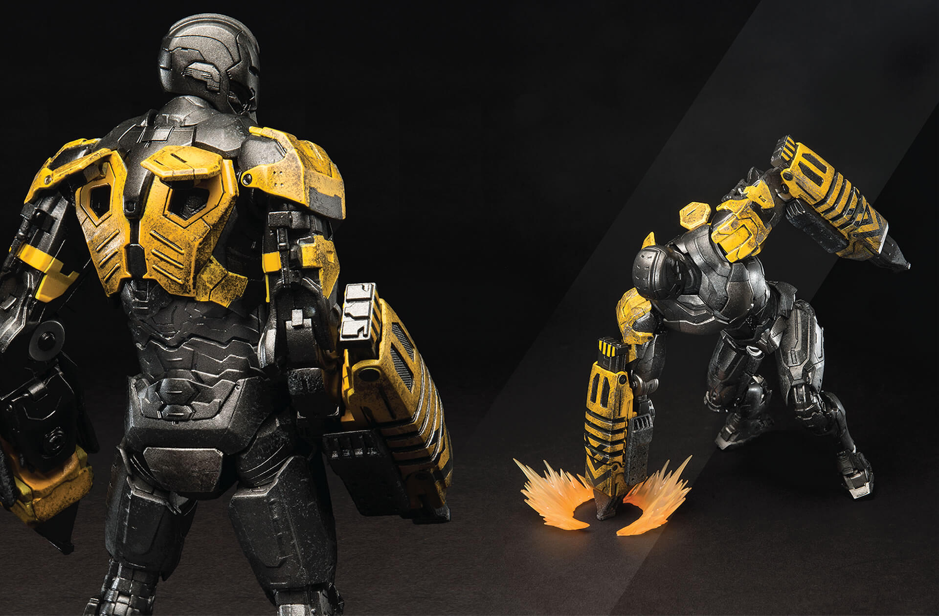 COMICAVE 1/12 Scale - Striker Mk.25