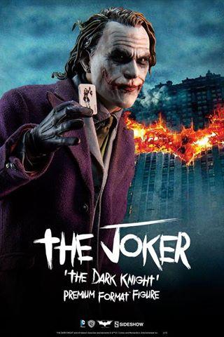Sideshow Premium Format Joker The Dark Knight