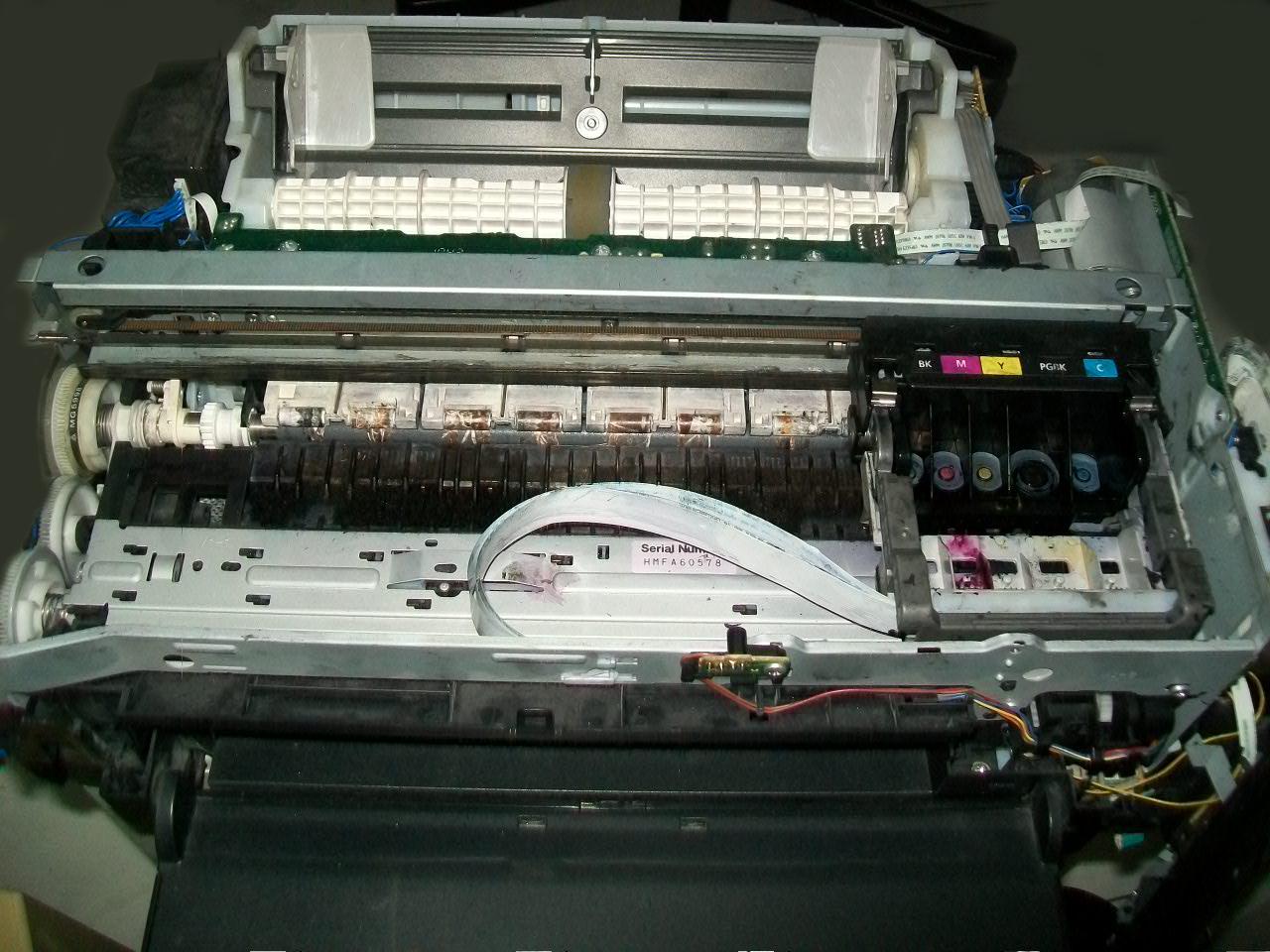 ซ่อมปริ้นเตอร์ (printer service)