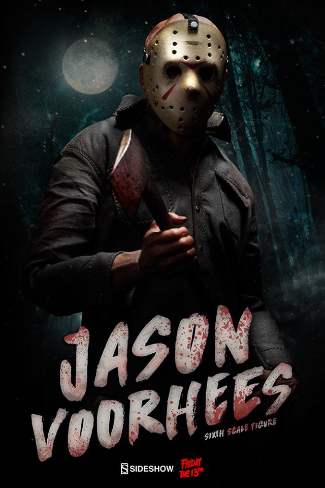 Sideshow 1/6 Jason Voorhees