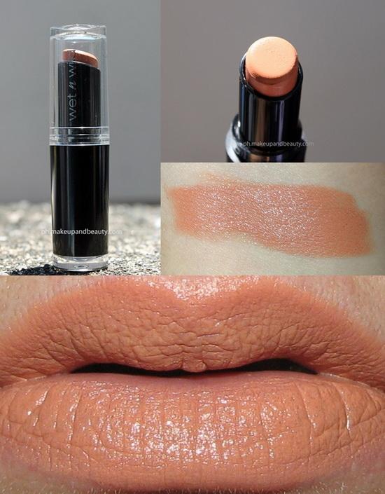 **พร้อมส่ง** Wet n Wild Mega Last Lip Color #900B Pink Suga ลิปสติกเนื้อแมทสีชมพูอมส้ม เป็นลิปสติกจาก Drugstore ของอเมริกา กลบสีปากมิด ติดทนนานไม่เป็นคราบ พิกเม้นต์เกินราคา