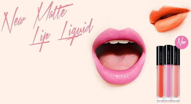 **พร้อมส่ง**ILLAMASQUA Matte Lip Liquid ไซส์จริง 4 ml. # Exotic ลิปกลอสเนื้อแมตต์ส้มสดใส สีสวยคมชัดทุกมุมมอง ติดทนยาวนาน Beauty Guru แนะนำ ผลิตภัณฑ์ใหม่สุดฮอตจากเกาะอังกฤษ โดดเด่นที่สีสดใสคมชัดไม่ซ้ำใคร เนื้อลิปแบบ Liquid ช่วยให้เกลี่ยง่ายแม้ไม่ใช้พ ,