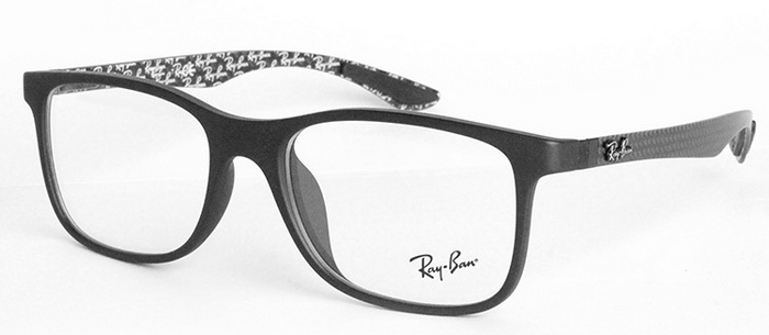 RayBan RX8903F 5681 TECH | CARBON FIBRE