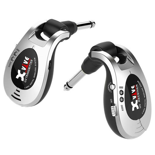 Xvive Wireless Plug U2 Silver