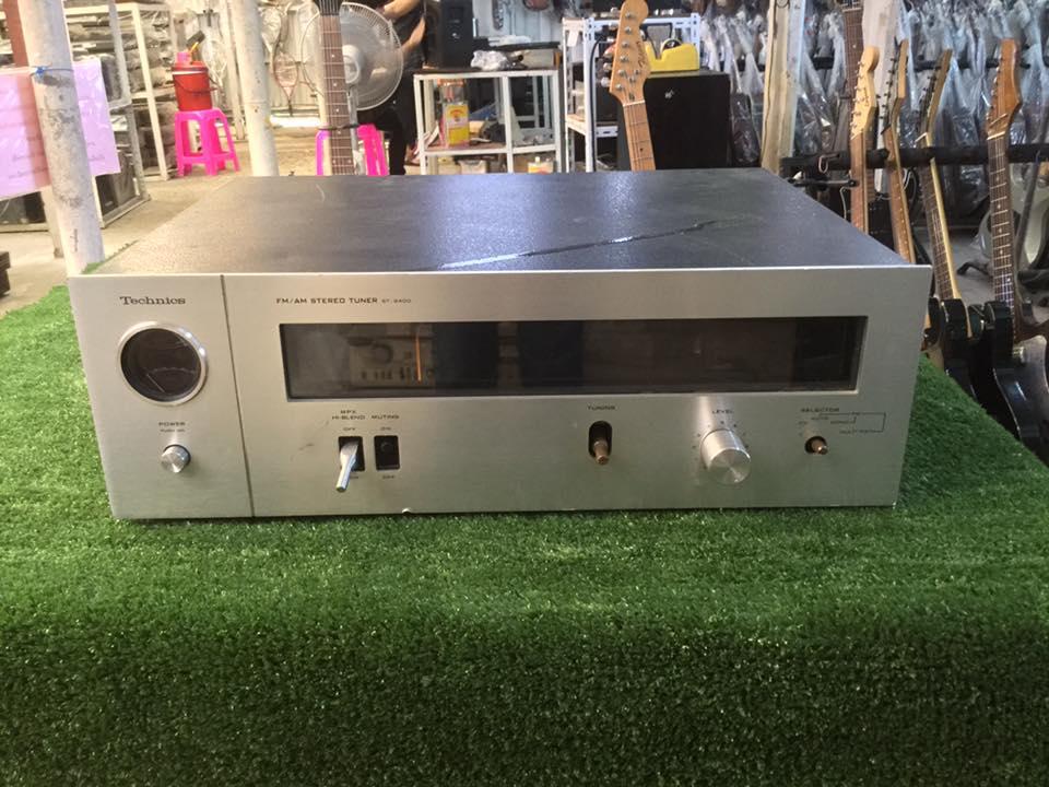 วิทยุ FM AM Technics ST-3400