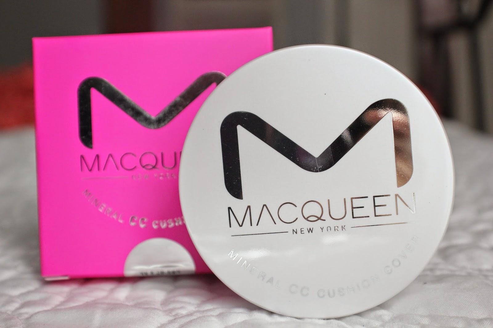 Macqueen New York CC Cushion ของแท้ 100% เบอร์ 21