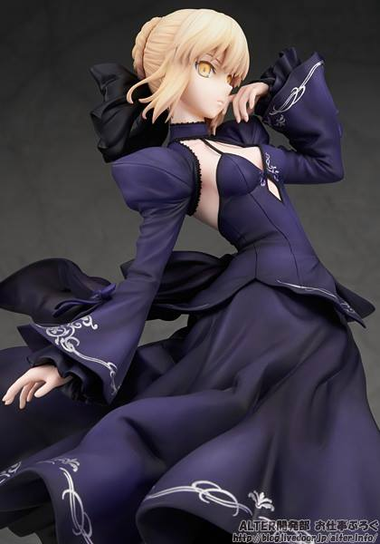 Fate/Grand Order: Saber/Altria Pendragon Dress Ver. 1/7 PVC Figure