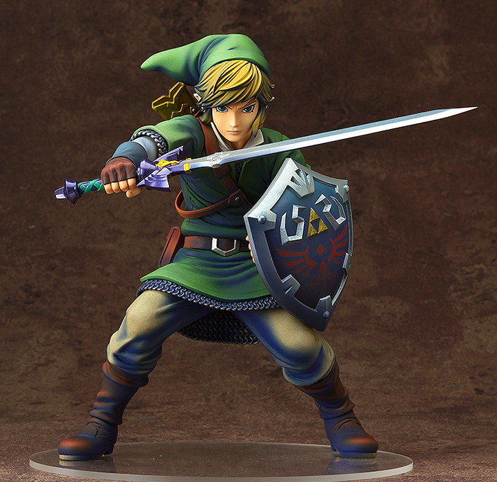 Zelda no Densetsu: Skyward Sword - Link - Wonderful Hobby Selection - 1/7 (Limited Pre-order)
