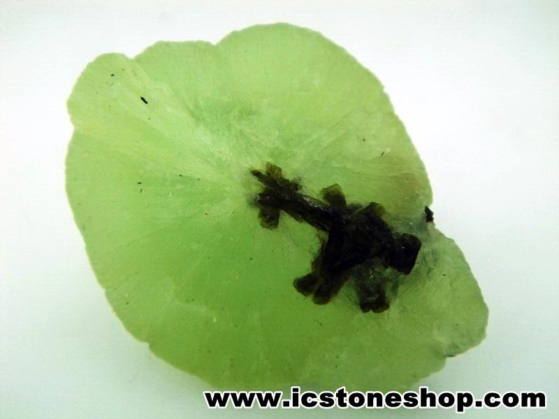 ▽พรีไนท์ (Prehnite)ธรรมชาติ ประเทศมาลี (12.2g)