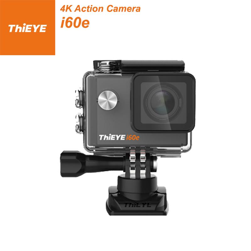ThiEYE Actioncamera i60e (Black) แบต 2 ก้อน