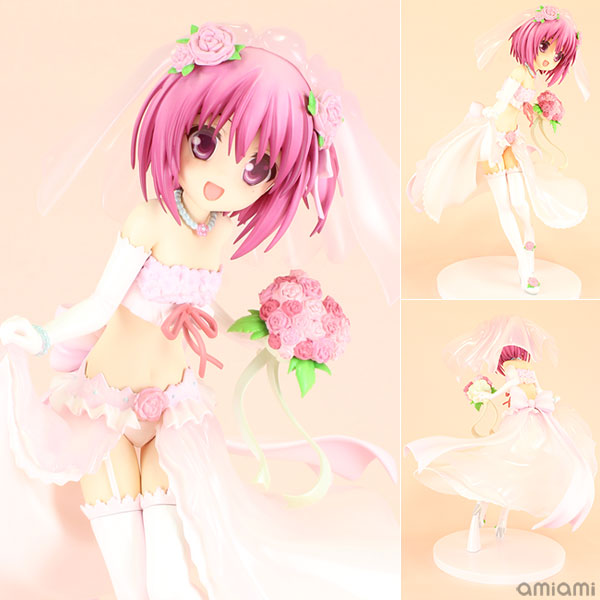 RO-KYU-BU! SS - Tomoka Minato -Wedding Ver.- 1/7 Complete Figure(Pre-order)