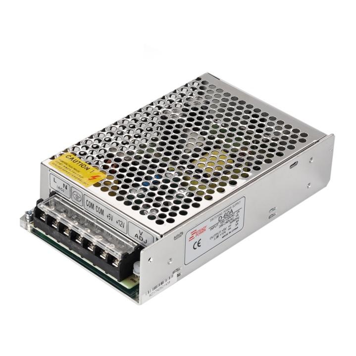 Switching Power supply แหล่งจ่ายไฟ 5V 4A / 12V 3A