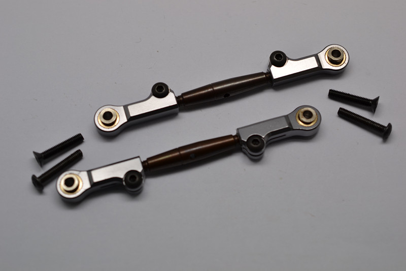 SPRING STEEL UPPER ANTI-THREAD TIE ROD WITH ALUMINIUM ENDS - YT054S