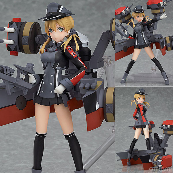 figma - Kantai Collection -Kan Colle- Prinz Eugen(Pre-order)
