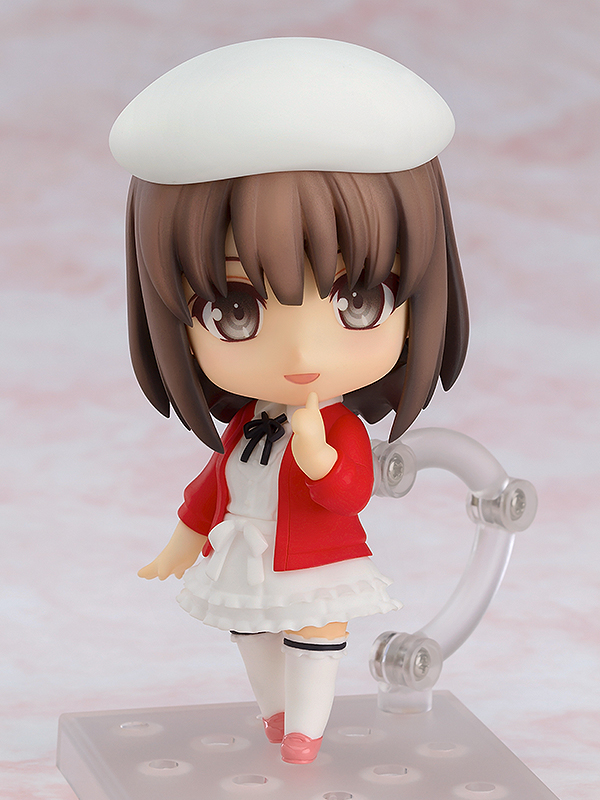 Nendoroid Megumi Kato Heroine Outfit Ver. (Pre-order)