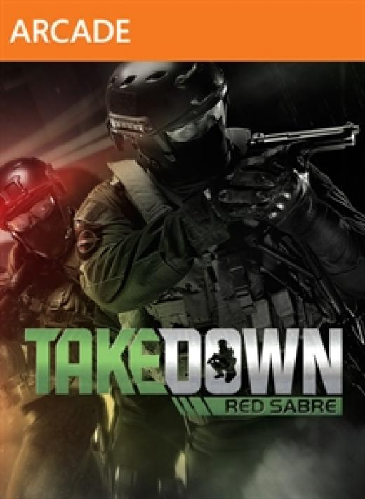 Takedown Red Sabre [XBLA][RGH]