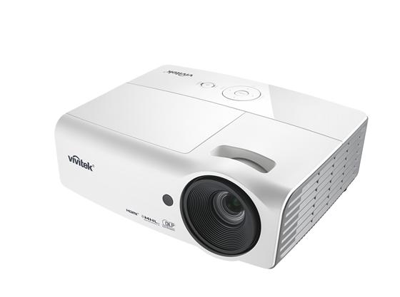เครืองฉายภาพโปรเจคเตอร์ ยี่ห้อ Vivitek รุ่น DH558 *Full HD