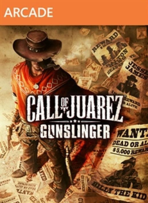 Call Of Juarez Gunslinger [XBLA][RGH]