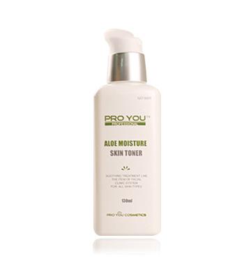 Proyou Aloe Moisture Skin Toner 130ml (โปรยู อัลโล มอยส์เจอร์ สกิน โทนเนอร์)