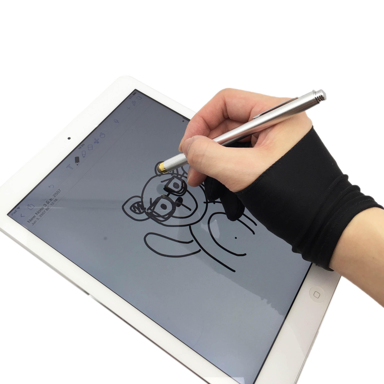 หลังทดสอบวาดรูป และใช้งานปากกา พบว่าทำได้