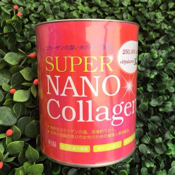 ฮานาโกะคอลลาเจน เพียว NANO Collagen 250000mg. ราคาส่งถูกๆ