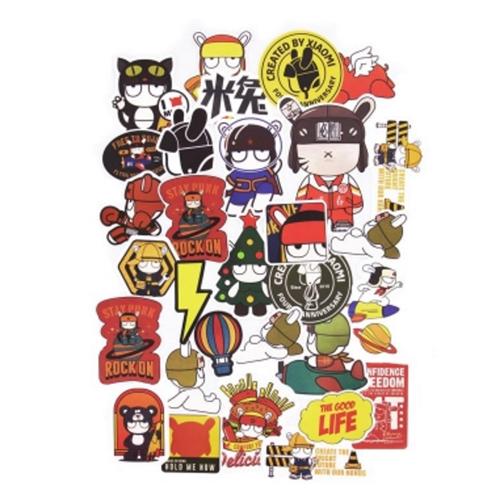 Xiaomi Mitu Sticker - สติ๊กเกอร์ MiTu