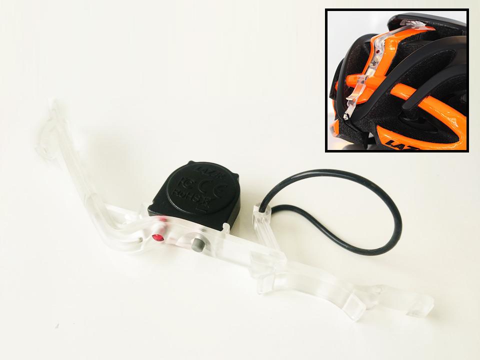 ไฟ LED หมวก Blade + Mudcap